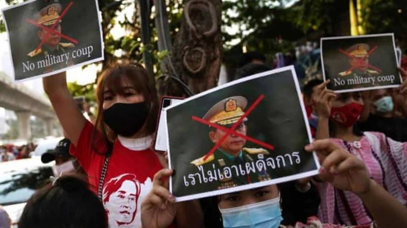 EU set to expand Myanmar sanctions to military-linked firms