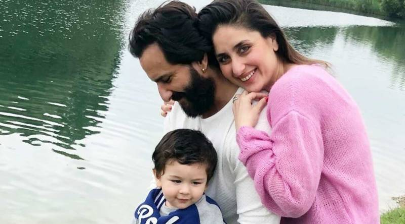 This is how Kareena Kapoor likes to spend her weekend