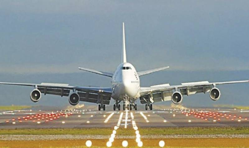 Several flights from Karachi to Middle East cancelled