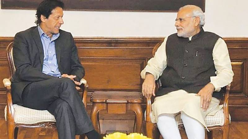 Efforts for Pak-India talks along with predictions of war