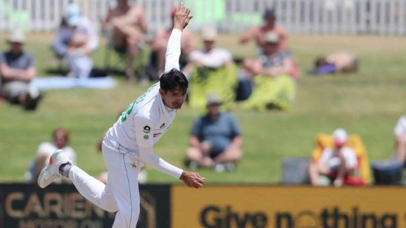 Pakistan's Abbas takes six wickets in English county match