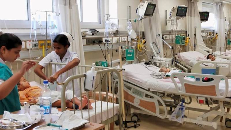 Young and infected: Covid-19's new patients as India battles huge surge