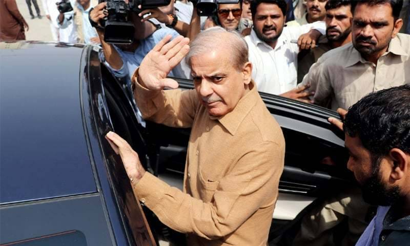 LHC CJ constitutes full-bench after judges differences on Shahbaz Sharif's bail
