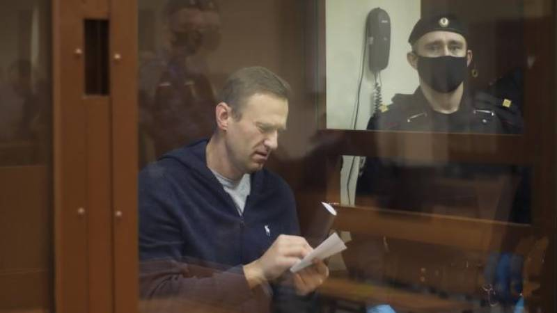 Russia rejects foreign concerns over Navalny's health