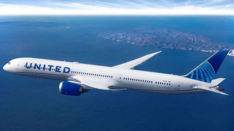 United Airlines adds US flights to three European cities