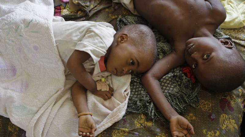 650,000 African children given malaria jab: WHO
