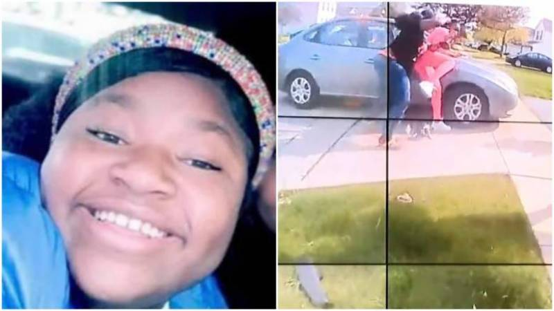Black teenager shot dead by US police in Ohio