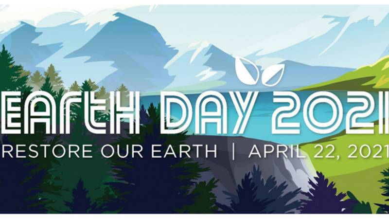 Earth Day, April 22: Time to act not listen and say