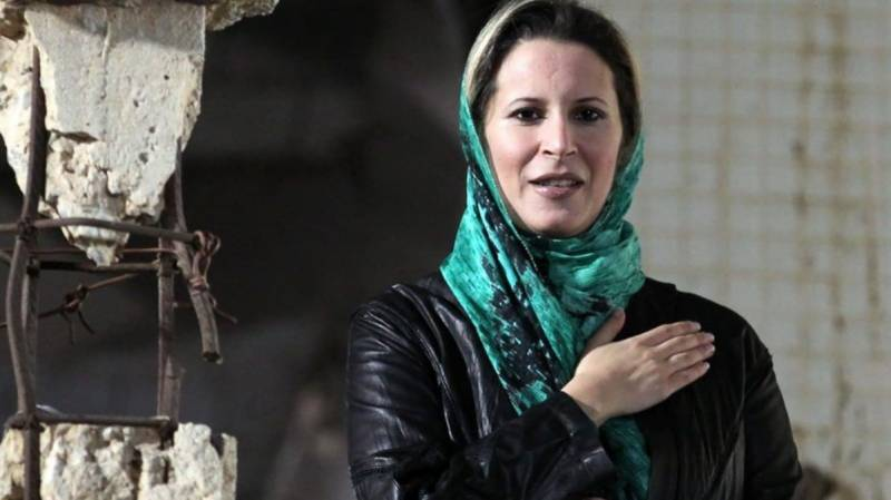 EU court orders sanctions lifted on Kadhafi's daughter