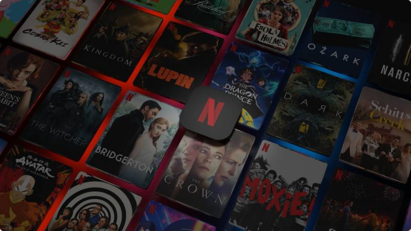 Netflix shares tumble as subscriber growth cools