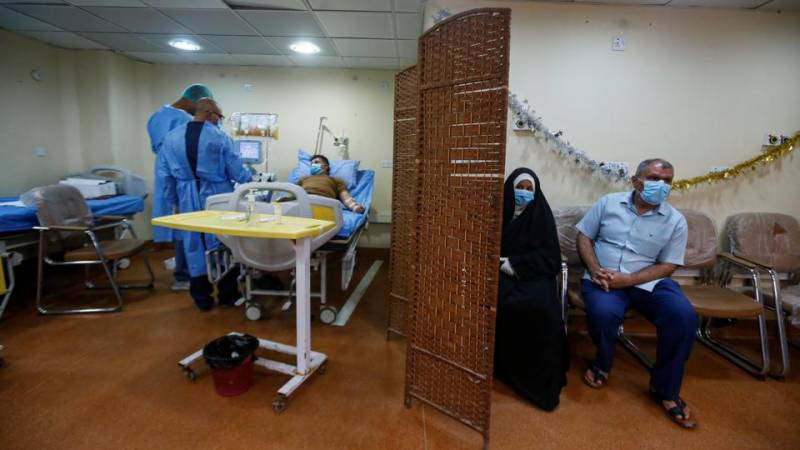 Iraq Covid-19 cases surpass one million: health ministry