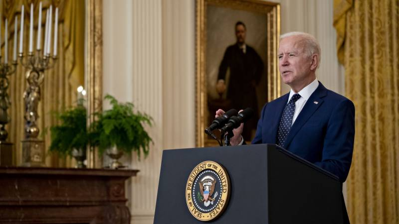 Biden promises US to double climate aid for developing countries