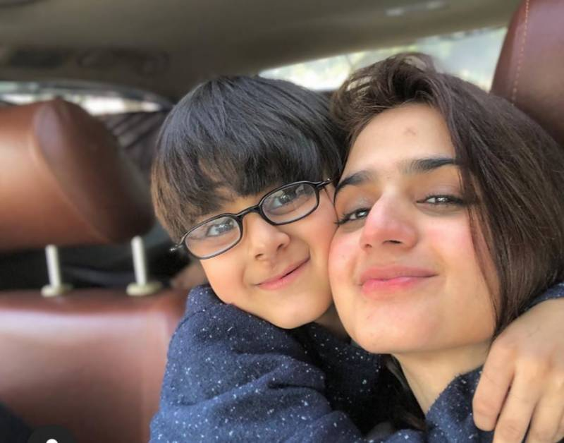 Hira Mani has 'booked' her future daughter-in-law