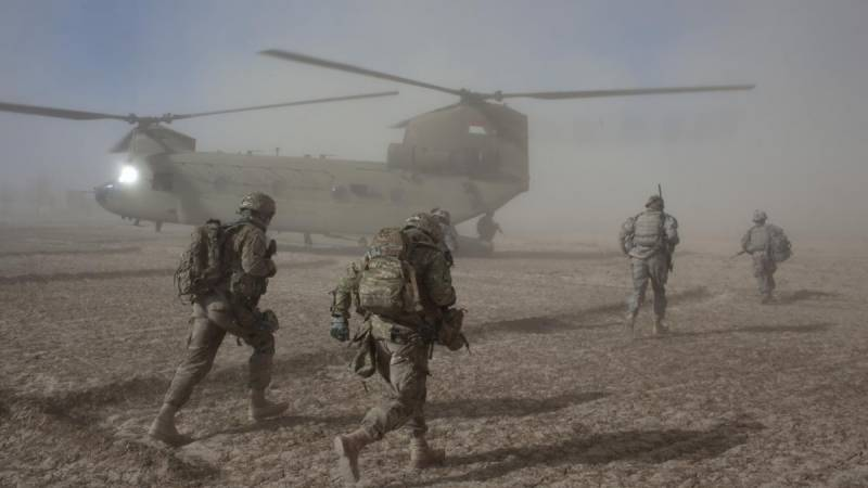 US to send reinforcements to protect withdrawal from Afghanistan
