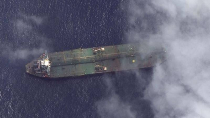 Iran fuel tanker attacked off Syria: monitor