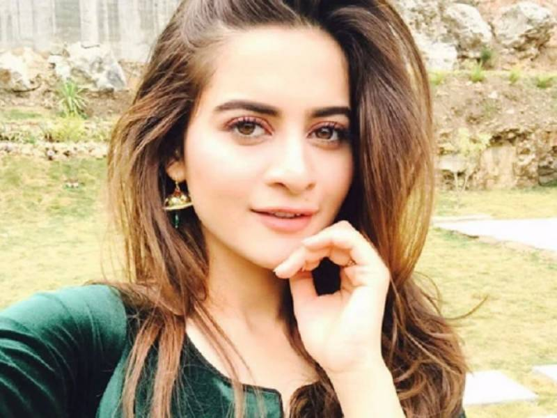 Aiman Khan excessively trolled for eating biryani with a fork