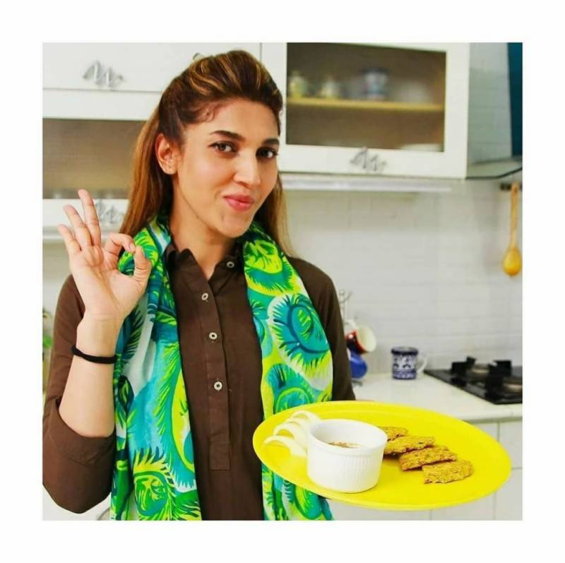 Sana Fakhar helps you lose weight through perfect Sehri diet plan