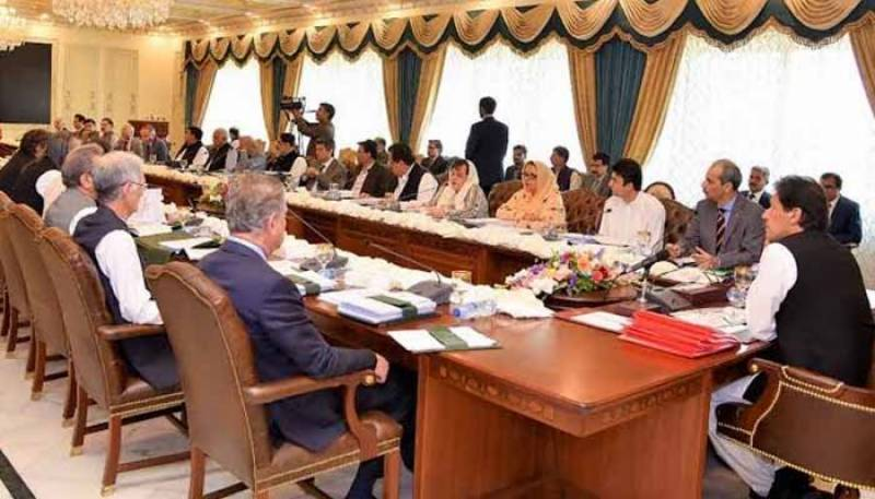 Federal cabinet to hold proceedings online