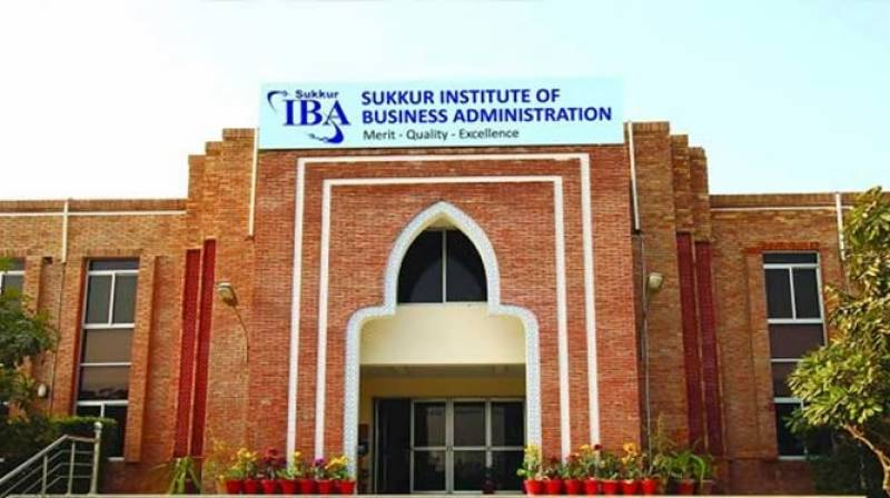 IBA Sukkur admin accused of sexually harassing students