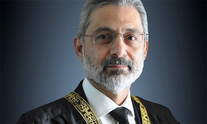 SC accepts Justice Isa, wife's review petitions