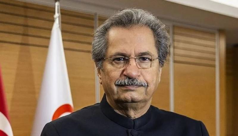 Shafqat urges Cambridge to reconsider 13-month condition for Pak students amid COVID-19