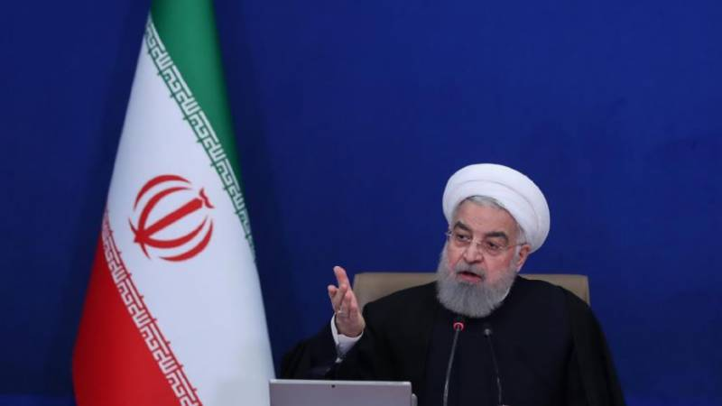 Rouhani says leak sought to sow 'discord' amid Iran nuclear talks