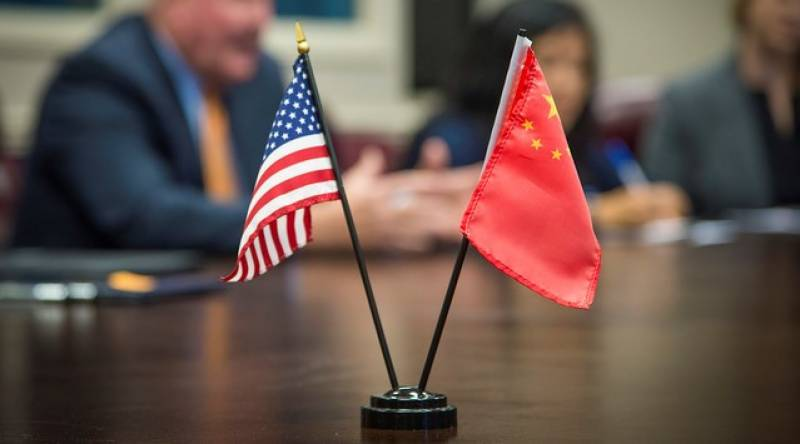 US 'scrutinizing' trade deal with China: official