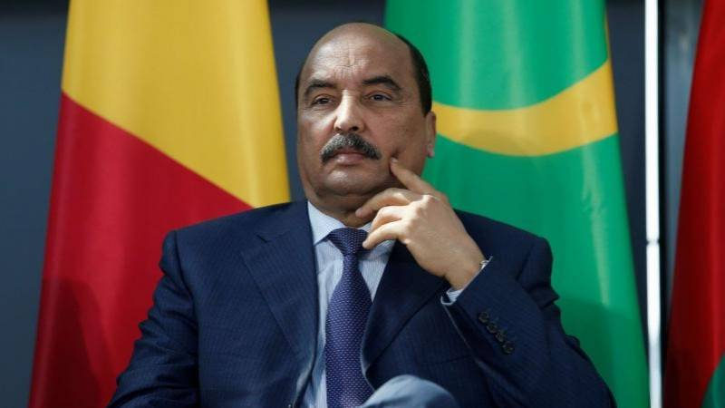 Mauritanian ex-president lashes out over corruption probe