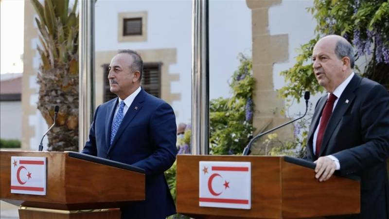 'No sense' in talks without equal status: Turkish Cypriot leader