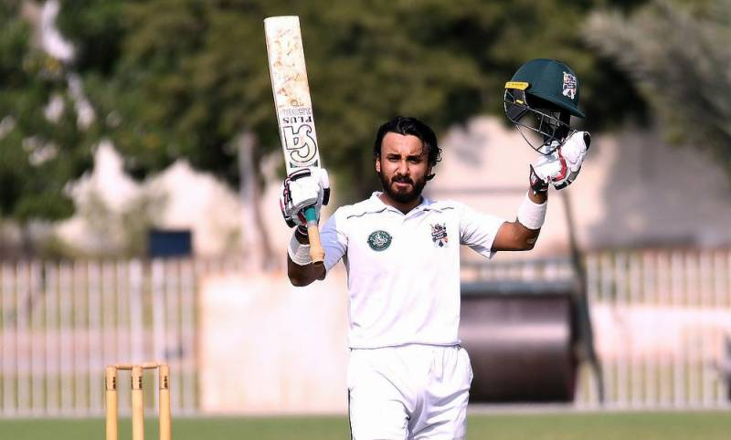 Butt misses maiden hundred as Pakistan build lead against Zimbabwe