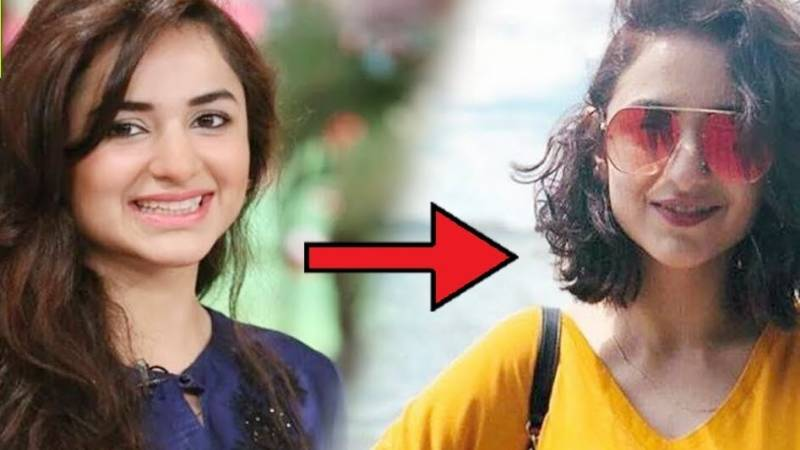 Yumna Zaidi succeeds in losing all the weight she gained in America
