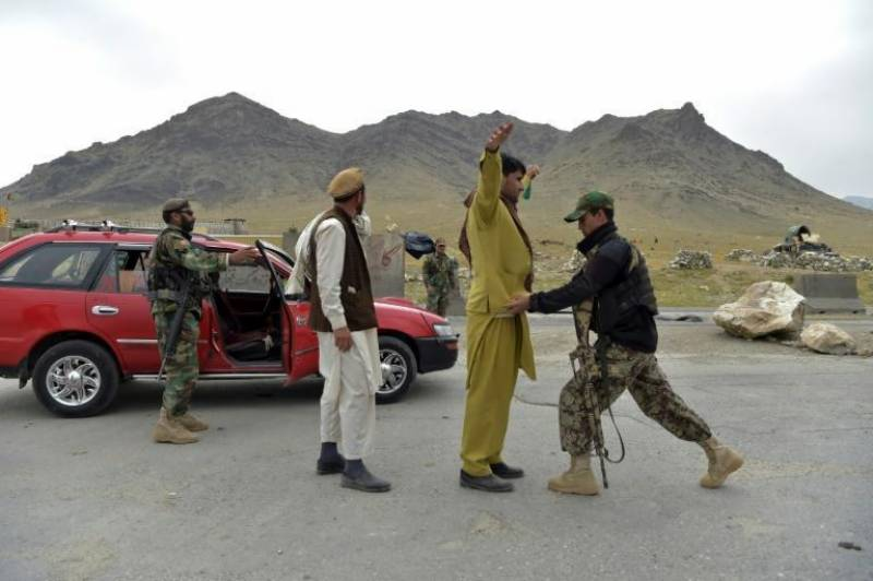 Surge in insider attacks in Afghan army as US exits