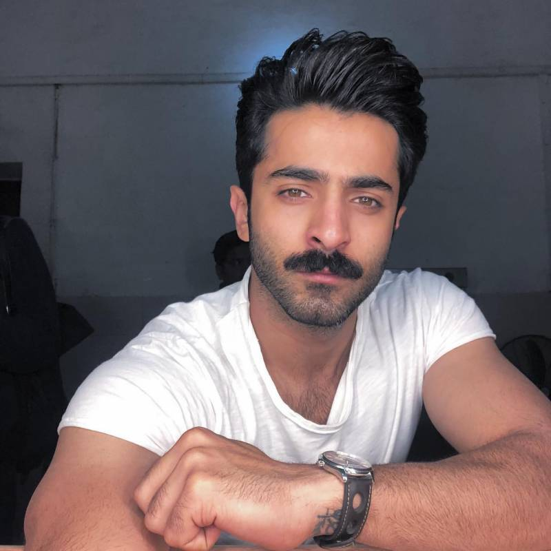 Sheheryar Munawar asked by netizens to practise what he preaches