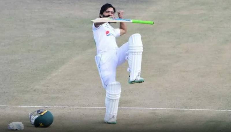 Pakistan bowled out for 426 in 1st Zimbabwe Test