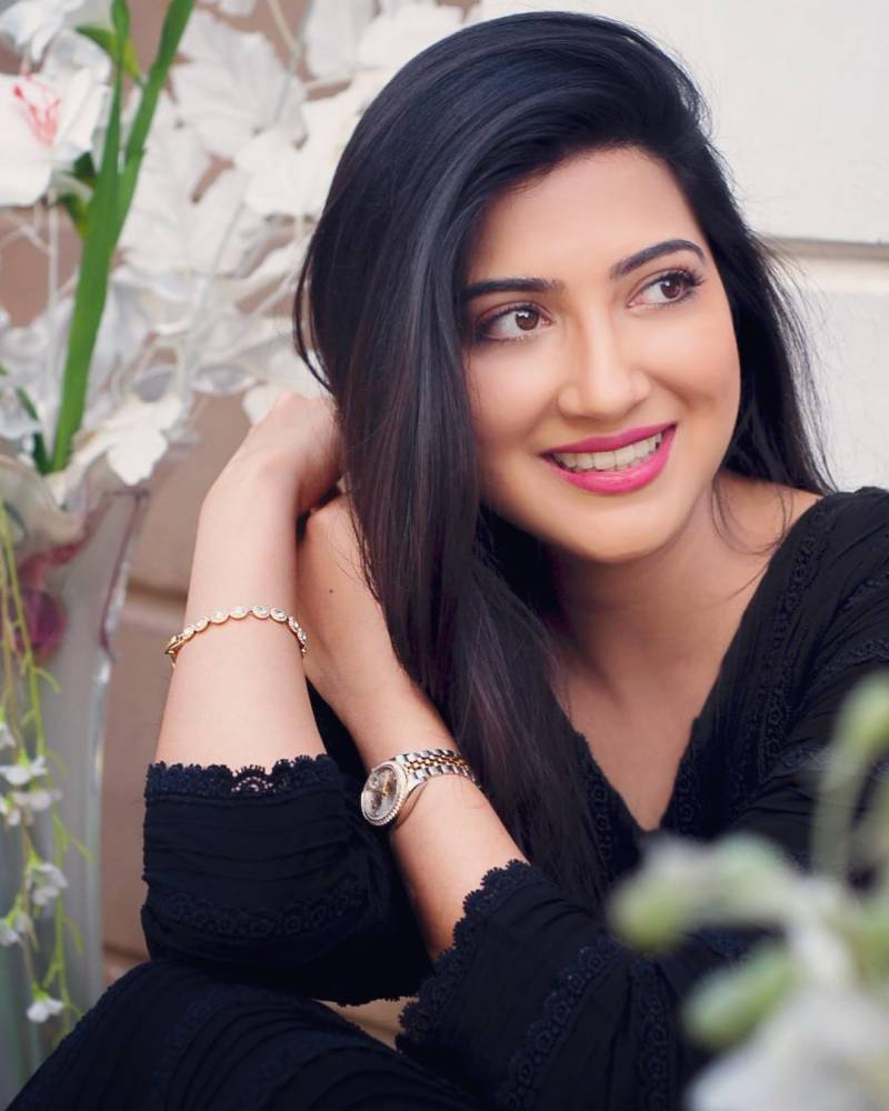 World record-holder Aymen Saleem is not your average actress