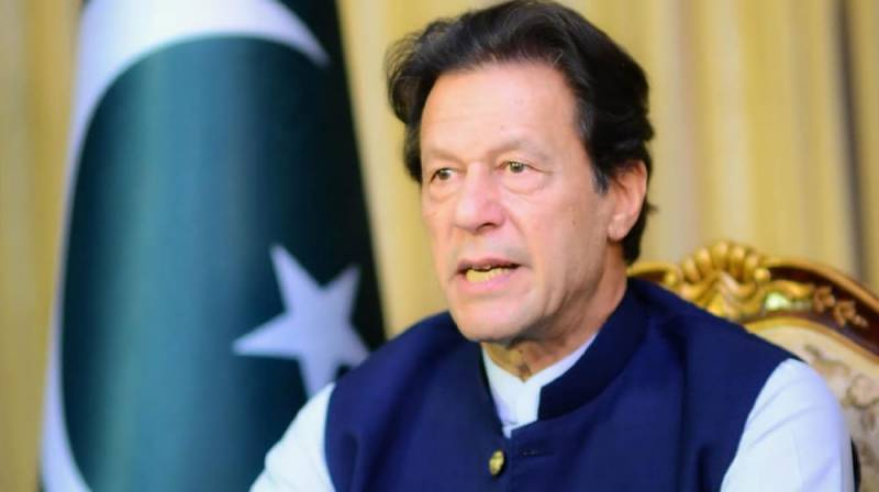 Imran Khan seeks Opposition's help for reforming electoral system
