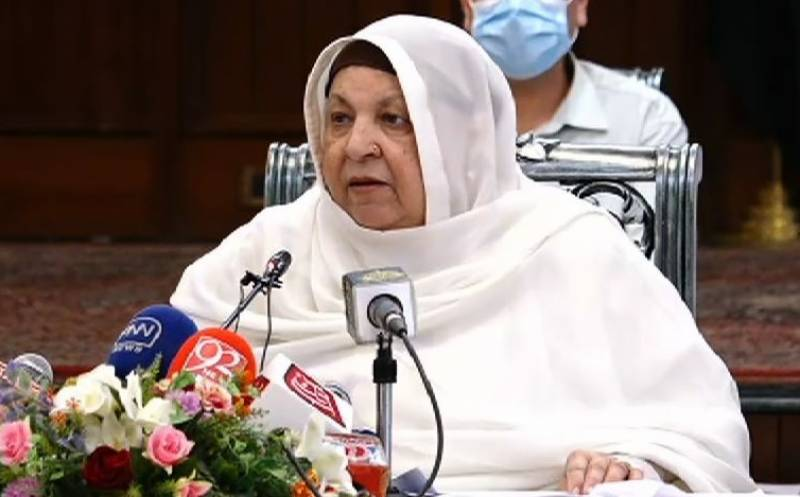 Covid infection rate declining in Lahore, rising in Gujranwala: Yasmin