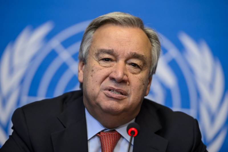 Media workers face death for doing their jobs: UN chief