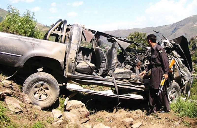Two soldiers martyred in Bajaur bomb attack
