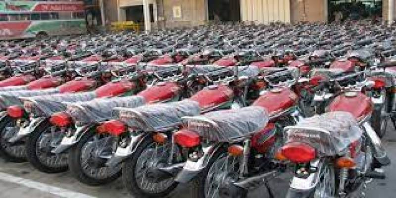 Honda again races up prices of motorbikes