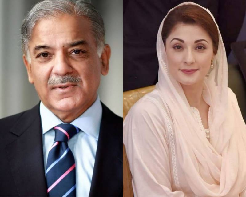 Shehbaz, Maryam delighted over ECP decision