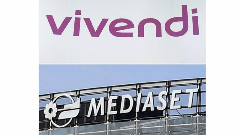 Vivendi, Mediaset end feud over failed Netflix rival in Europe