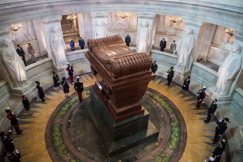 France marks bicentenary of Napoleon's death amid debate over legacy