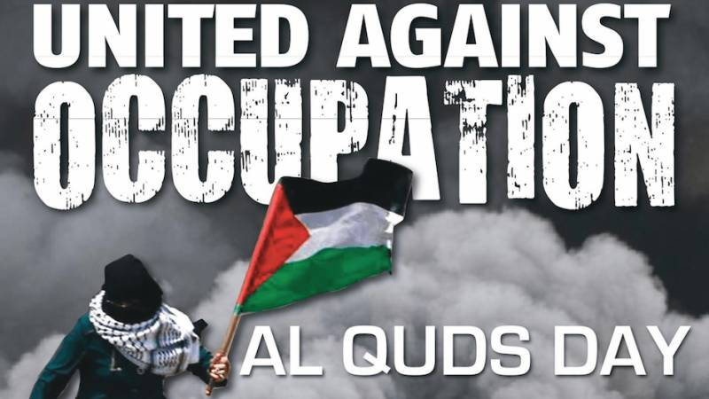 Quds Day is only effective measure for liberation of Quds