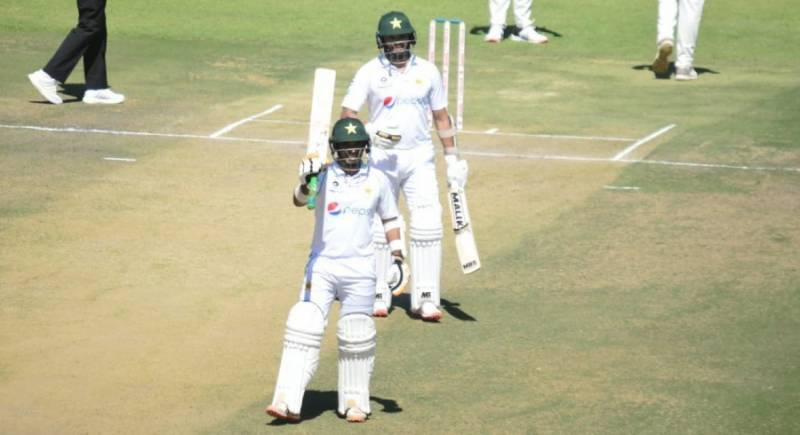 Centuries by Abid and Azhar