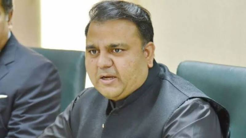 Fawad Chaudhary INformation Minister