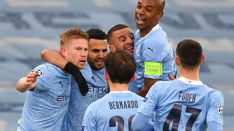 Manchester City poised to win Premier League title