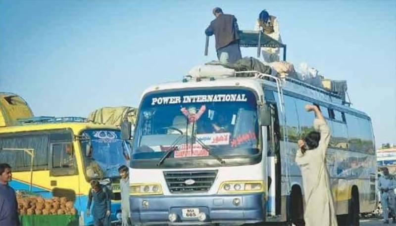 Govt allows inter-provincial transport to continue till 10th