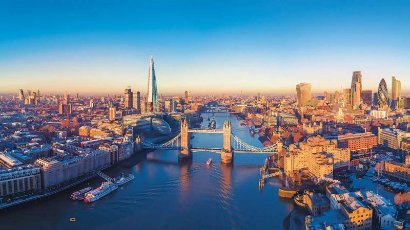 London launches tourism campaign as Covid restrictions ease