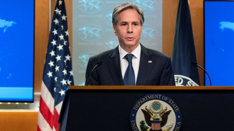 Blinken says 'all sides need to de-escalate' in Middle East